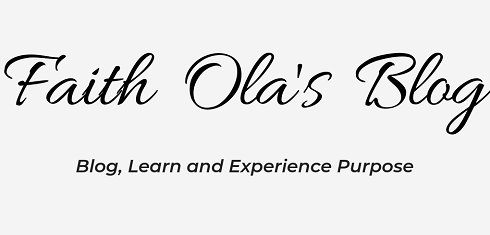 Faith Ola's Blog - Blogging +Entrepreneurs
