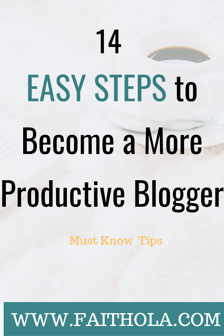 become-more-productive-blogger-14-best-steps