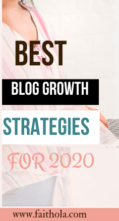 Do you have a palnned strategy to grow your blog in 2020? You need better ways to grow your blog and income. Read best hacks to grow your blog this year