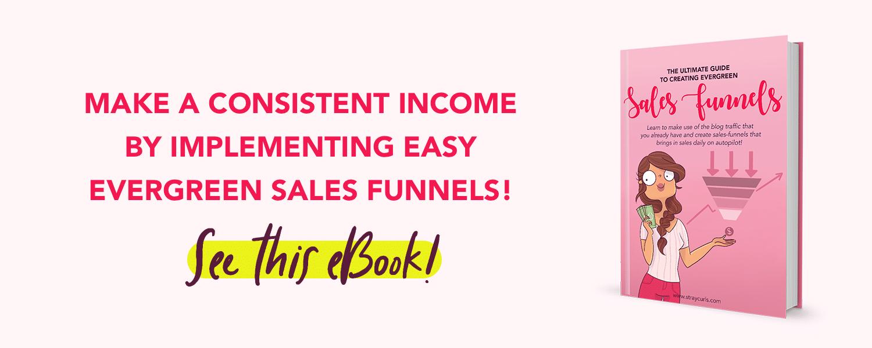 passive sales funnel marketing ebook