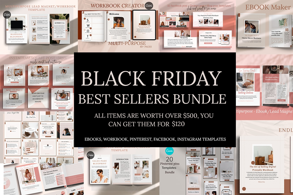 Best Black Friday Deals for Bloggers-2020